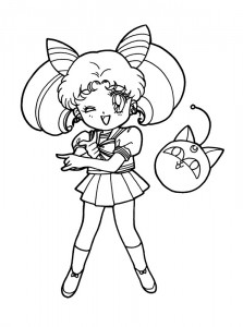 coloring page Sailor Moon (24)