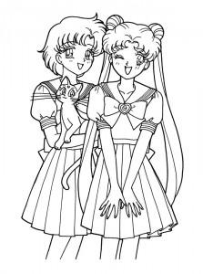 målarbok Sailor Moon (25)