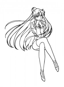 coloring page Sailor Moon (28)