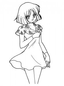 coloring page Sailor Moon (29)