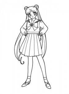 målarbok Sailor Moon (30)