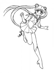 coloring page Sailor Moon (36)