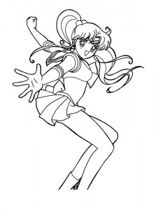 coloring page Sailor Moon (37)