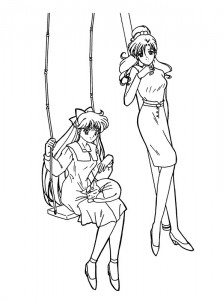 coloring page Sailor Moon (39)