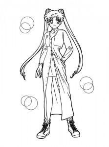 coloring page Sailor Moon (40)