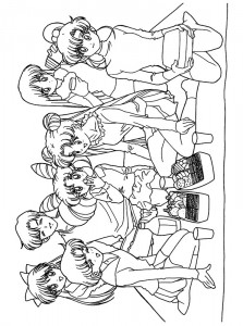 coloring page Sailor Moon (41)