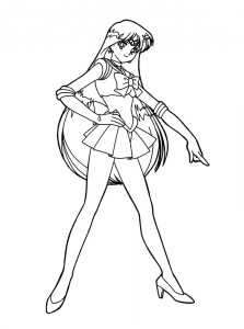 coloring page Sailor Moon (42)