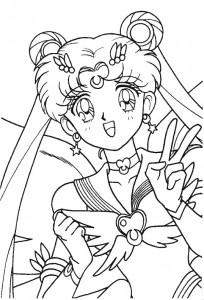 målarbok Sailor Moon (43)