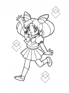 coloring page Sailor Moon (48)