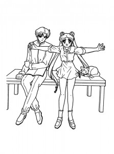 coloring page Sailor Moon (49)