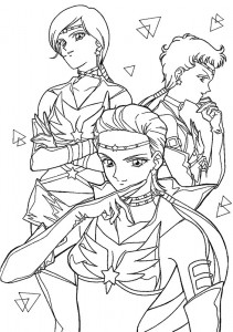coloring page Sailor Moon (53)
