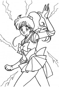Malvorlage Sailor Moon (54)