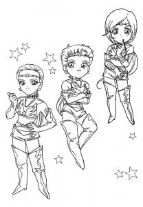 coloring page Sailor Moon (56)