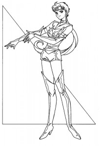 coloring page Sailor Moon (57)