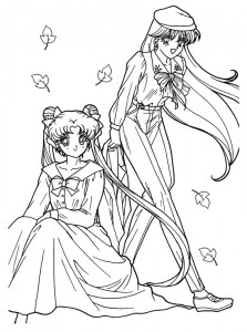 coloring page Sailor Moon (6)