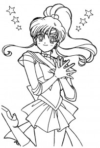 coloring page Sailor Moon (61)