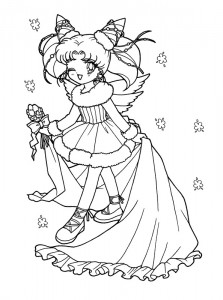 coloring page Sailor Moon (7)