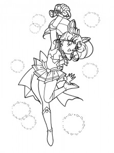 coloring page Sailor Moon (9)
