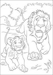 målarbok Samson och Ryan (2)