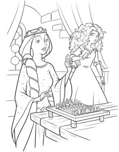 schack målarbok