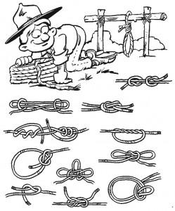 Disegno da colorare Scouting (16)