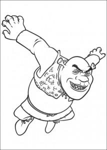 målarbok Shrek 4 (4)