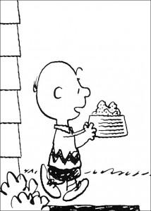 kleurplaat Snoopy (13)