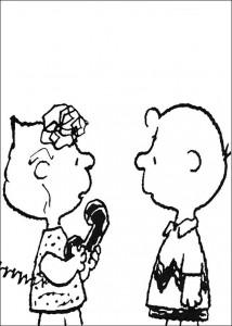 kleurplaat Snoopy (17)