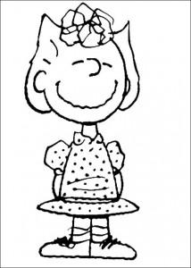 kleurplaat Snoopy (24)