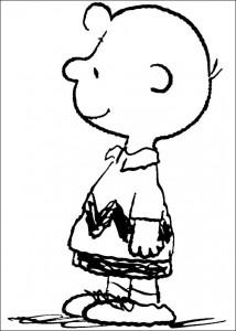 kleurplaat Snoopy (5)
