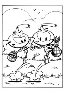 coloring page Snorkels (12)