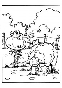 coloring page Snorkels (21)