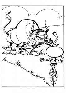Disegno da colorare Snorkels (23)