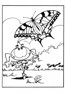 coloring page Snorkels (26)