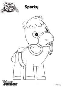 coloring page sparky (1)