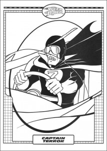 coloring page Speed racer (35)