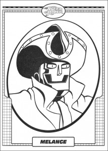 coloring page Speed racer (37)