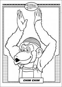 coloring page Speed racer (9)