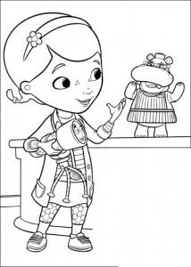 coloring page Toy Doctor (10)
