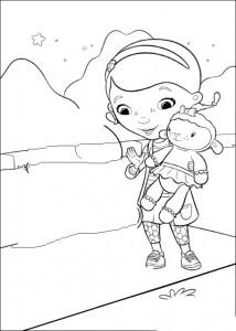 målarbok Toy Doctor (11)