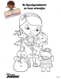coloring page Toy Doctor (14)