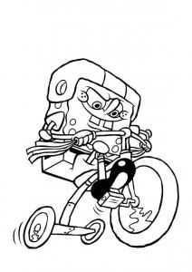 coloring page Spongebob (18)