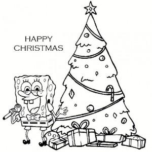 coloring page Spongebob (25)