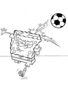 coloring page Spongebob (6)