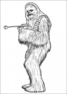 coloring page Star Wars (1)