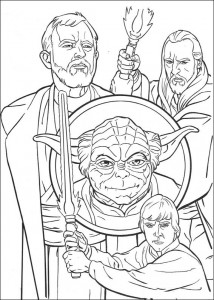 coloring page Star Wars (12)