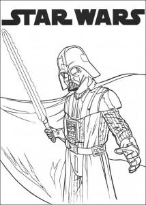 kleurplaat Star Wars (13)
