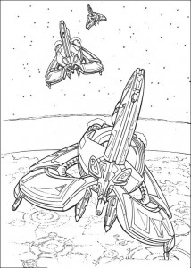 coloring page Star Wars (16)