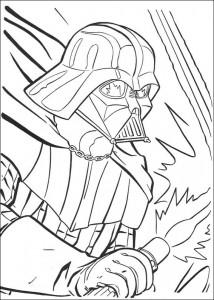 kleurplaat Star Wars (17)