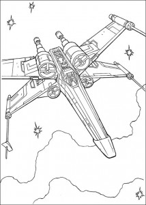 målarbok Star Wars (19)